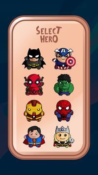Heroes Jump poster