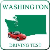 Washington Driving Test icon