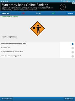 Washington Driving Test screenshot 15