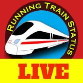 Running Train Status Live : IRCTC icon