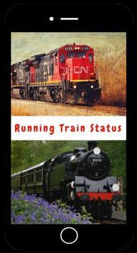 Running Train Status Live : IRCTC poster
