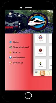 Running Train Status Live : IRCTC apk screenshot