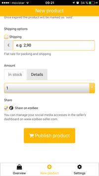 ezebee seller screenshot 3
