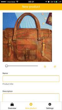 ezebee seller screenshot 2