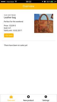 ezebee seller screenshot 4