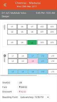 APR Travels - Book Bus Tickets apk screenshot