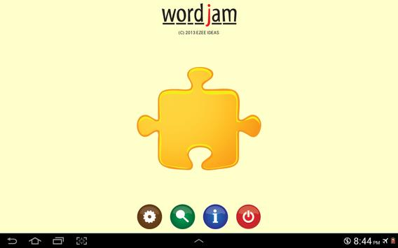 Word Jam apk screenshot