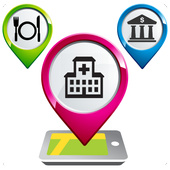 Restaurant Finder: Find Places Near Me icon