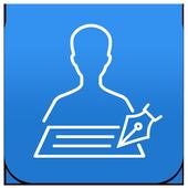 산지조직 전자계약시스템 icon