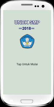 UNBK SMP 2018 Soal & Pembahasan poster