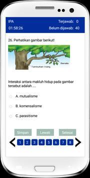 UNBK SMP 2019 Soal & Pembahasan screenshot 5