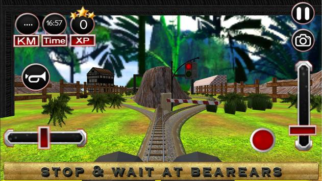 Train Simulator Game apk screenshot