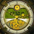 Vintage Clock Live Wallpaper 3D: Phone Backgrounds