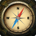 Vintage Compass App for Android: Find True North