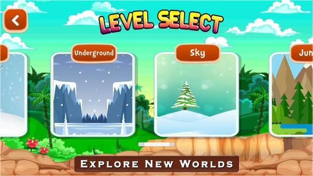 Super Kong Adventure Run: Side Scroller Games Free screenshot 12