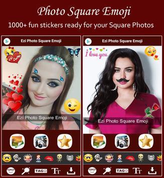 Square Emoji Sticker Pro screenshot 19