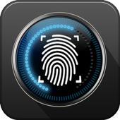 finger personality test prank icon