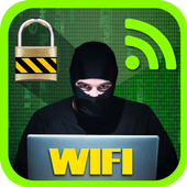 WiFi password cracker- (prank) icon