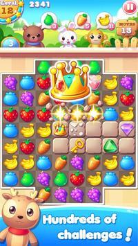 Fruit Bunny Mania スクリーンショット 3
