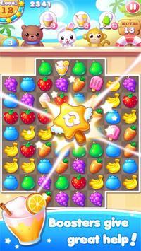 Fruit Bunny Mania スクリーンショット 1