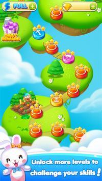 Fruit Bunny Mania スクリーンショット 2