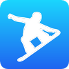 Crazy Snowboard-icoon