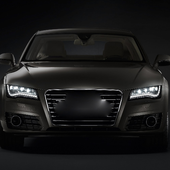 Wallpapers Audi A7 icon
