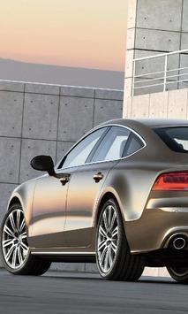 Wallpapers Audi A7 screenshot 1