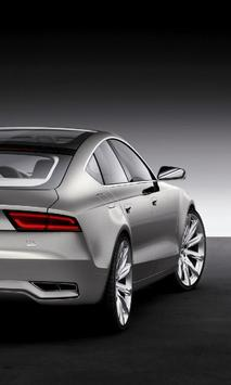 Wallpapers Audi A7 Sportback poster