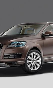 Wallpapers Audi Q7 poster