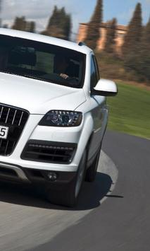 Wallpapers Audi Q7 apk screenshot
