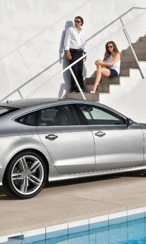 Wallpapers Audi S7 Sportback apk screenshot