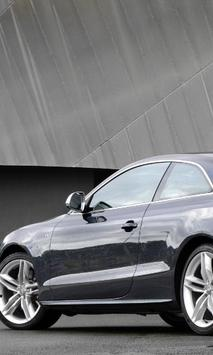 Wallpapers Audi S5 Coupe poster