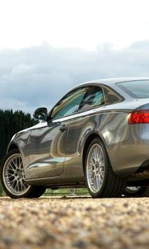 Themes Audi A5 poster