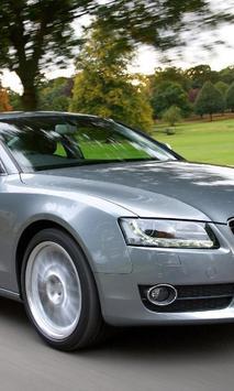 Themes Audi A5 apk screenshot