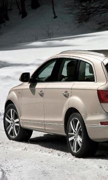 Themes Audi Q7 poster