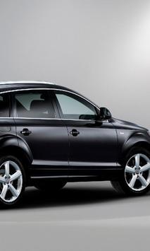 Themes Audi Q7 apk screenshot
