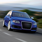 Themes Audi RS6 icon