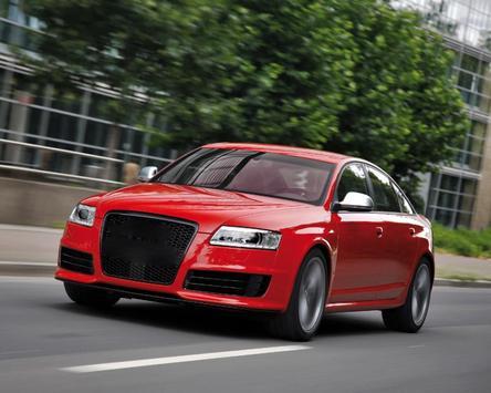 Themes Audi RS6 apk screenshot
