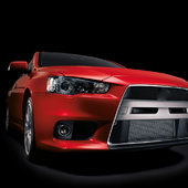 Themes Mitsubishi Lancer EvolX icon