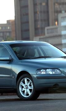 Themes Volvo S60 poster