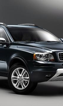 Themes Volvo XC90 poster