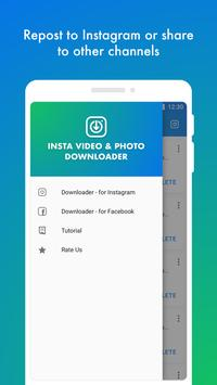 Insta Video & Photo Downloader स्क्रीनशॉट 9