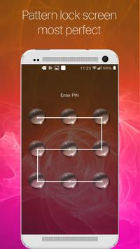 lock screen patroon APK-screenhot