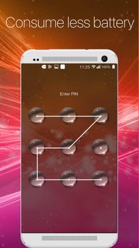 lock screen patroon APK-screenhot