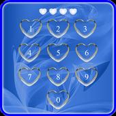 lock screen keypad icon