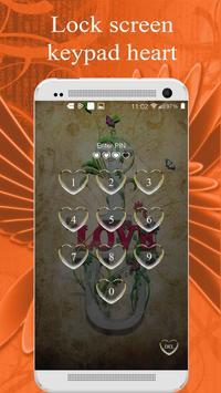 lock screen keypad apk screenshot