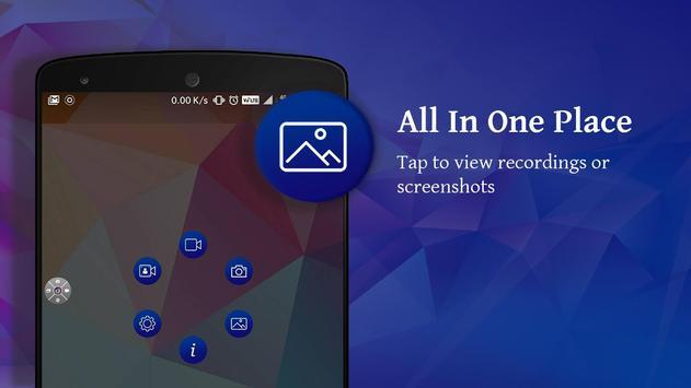 Screen Recorder apk screenshot