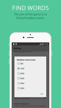 Find Words - Words Search Game apk screenshot