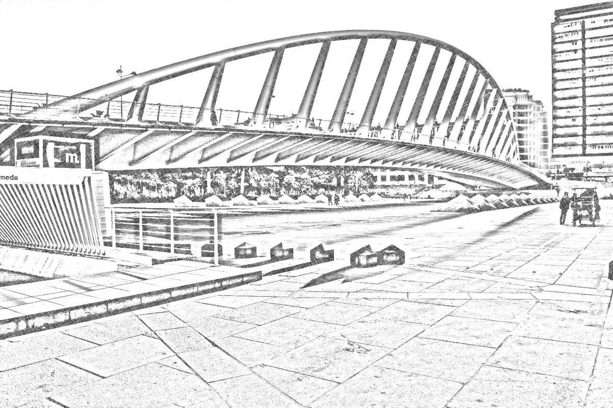 Pencil sketch camera تصوير الشاشة 5